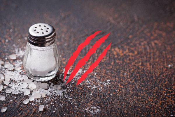 eccesso di sale